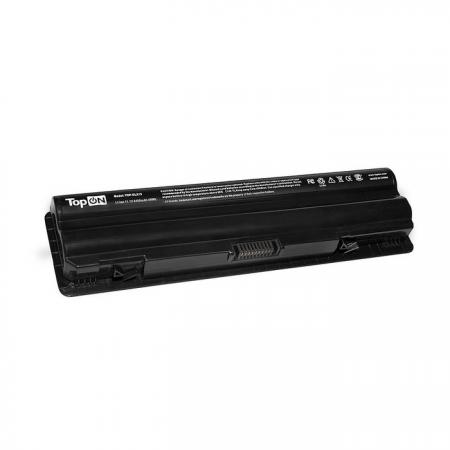 цена на Аккумулятор для ноутбука Dell XPS L401x, L501x, L502x, L701x, L702x Series 4400мАч 11.1V TopON TOP-DLX15