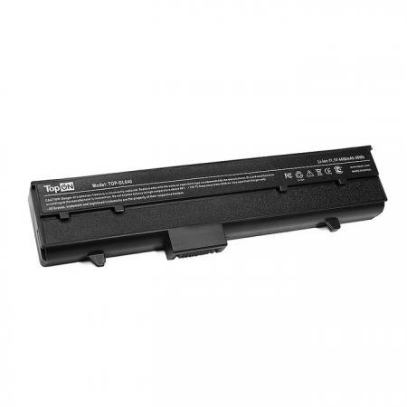 Аккумулятор для ноутбука Dell Inspiron 630m, 640m, E1405, XPS M140, PP19L Series 4400мАч 11.1V TopON TOP-DL640
