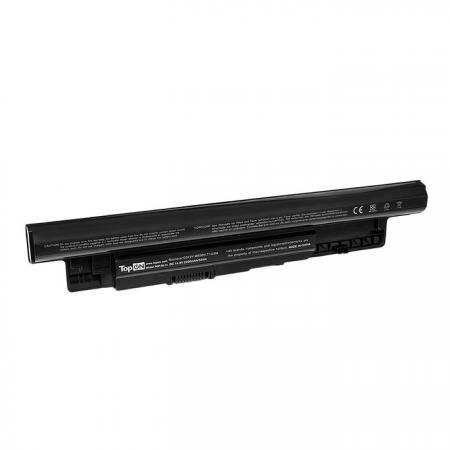 Аккумулятор для ноутбука Dell Inspiron 3421, 5421, M531R, Latitude 3440, E3440, Vostro 2421 Series 2200мАч 14.8V TopON TOP-DL14 laptop cable for dell 14r 3421 3437 3521 3537 2421 5421 5437 5521 m431r 23 40a7q 011 0577gn 50 4xp02 011 0n9kxd dne40 mp xcmrd