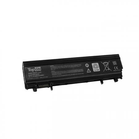 Фото - Аккумулятор для ноутбука Dell Latitude E5540, E5440 Series 4400мАч 11.1V TopON TOP-E5440 внешний аккумулятор для