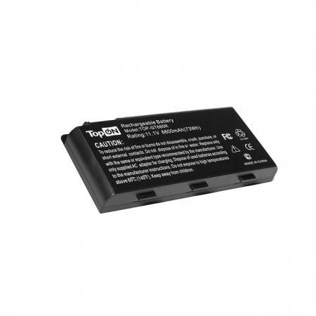 Аккумулятор для ноутбука MSI CR720, E6603, GE60, GS70, GX780, Z70 Series. 11.1V 6600mAh 73Wh. BTY-G, BTY-GS70.