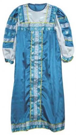Карнавальный костюм КРАСНА ДЕВИЦА, на 7-10,11-14лет, в пакете с европодвесом|1