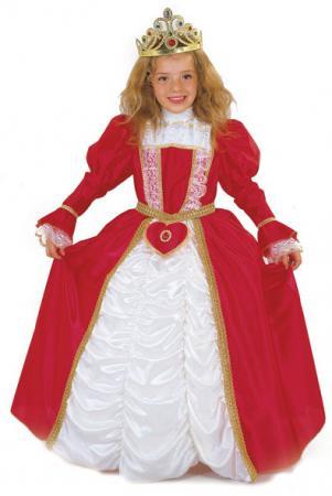 Карнавальный костюм Winter Wings Принцесса в красном до 10 лет