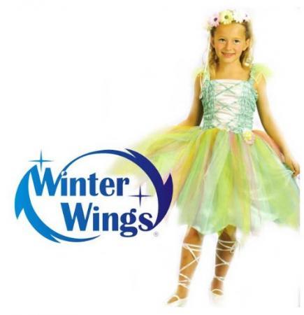 Карнавальный костюм Winter Wings ПРИНЦЕССА ЦВЕТОВ до 10 лет