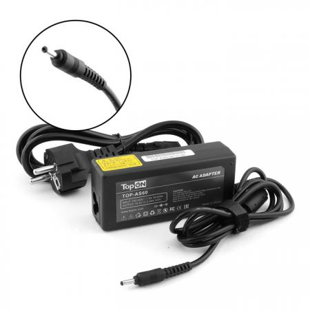 Блок питания для планшета Asus Eee Slate B121, EP121, TF101, SL101 Series. 19.5V 3.08A (3.0x1.1 mm) 60W. ADP-65NH A, ADP-60JH DB, SA-60KB B. usb 2 0 otg adapter for asus eee pad transformer tf101 tf201 white