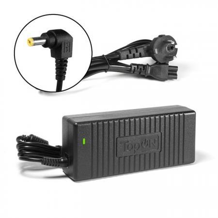 Блок питания для ноутбука Acer Aspire Ethos 8951, 5951, Aspire 8943, 8942, V7, R7, Z Series. 19V 6.32A (5.5x1.7mm) 120W. A11-120P1A, ADP-120ZB/BB. зарядное устройство для ноутбука topon asus 19v 6 3a 120w штекер 5 5 на 2 5 мм pn pa3290e 2aca adp 120gb