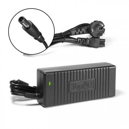 Блок питания для компактного ПК HP Compaq 8000 Elite, EliteDesk 800 G Series. 19.5V 6.9A (7.4x5.0mm с иглой) 135W. PA-1131-06HF, HSTNN-DA01. цена