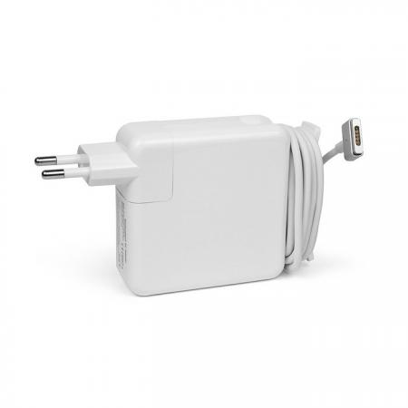 Блок питания для ноутбука Apple MacBook Air 11, 13 с коннектором MagSafe 2. 14.85V 3.05A 45W. MD592Z/A, MD592LL/A. аксессуар блок питания apple 45w magsafe2 power adapter for macbook air md592z a