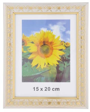Рамка для фотографии, 15х20 см, ПВХ|1 рамка inspire color цвет фуксия размер 15х20