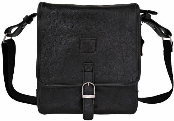 Сумка на плечевом ремне, кожа, вертикальная, черная, разм. 25 * 6 * 27 см. портфель сумка кожа комбинированный черный с тёмно коричневой отделкой разм 38х11х30 см