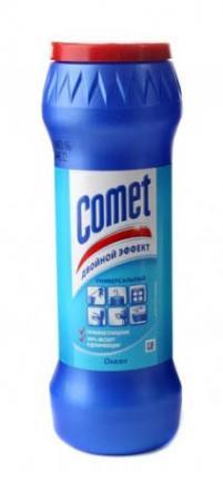 Чистящие средство универсальное PROCTER&GAMBLE Comet - Океан 475г средство чистящее comet океан 475г порошок