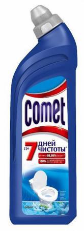 Средство чистящее COMET, для туалета, 750 мл, в ассорт.