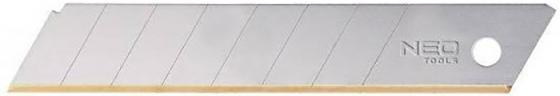 Лезвия сменные NEO 64-020 18мм TYTAN 10шт толщина лезвия 0.5мм эрбе лезвия для удалителя мозолей 10шт арт 2010