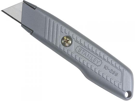 Нож STANLEY 0-10-299 с фиксированным лезвием нож stanley 0 10 778
