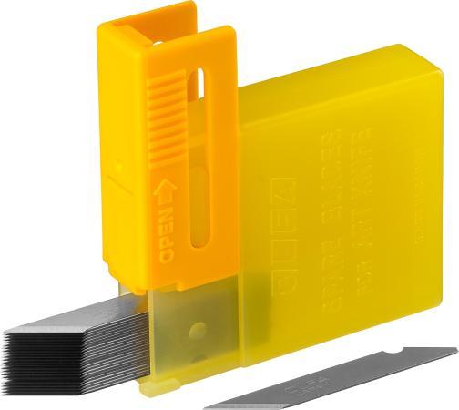 Лезвия для канцелярского ножа OLFA OL-KB 6мм цена и фото