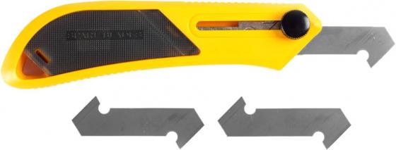 Канцелярский нож OLFA OL-PC-L пластик 1.3см резак для пластика усиленный olfa ol pc l