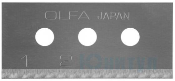 Лезвия для канцелярского ножа OLFA OL-SKB-10/10B инструментальная сталь 17.8мм 10шт цена и фото