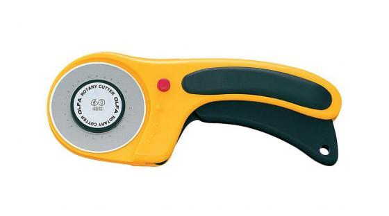 Нож дисковый OLFA OL-RTY-3/DX нерж.сталь пластик 1шт цена