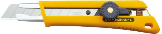цена на Канцелярский нож OLFA OL-NOL-1 пластик нерж.сталь 1.8см