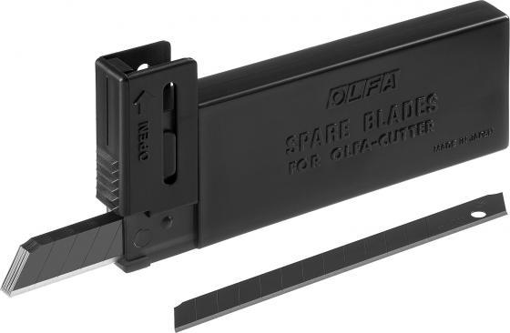 Лезвия для канцелярского ножа OLFA OL-ABB-10B 9мм цена и фото