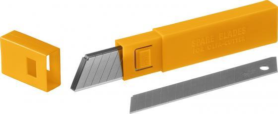 Лезвия для канцелярского ножа OLFA OL-LBD-10 18мм цены