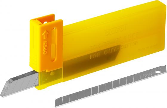 Лезвия для канцелярского ножа OLFA OL-AB-10B 9мм резак для пластика усиленный olfa ol pc l