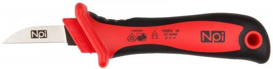 Нож NPI 10552 прямой электрозащищенный 1000В монтерский нож npi 10552