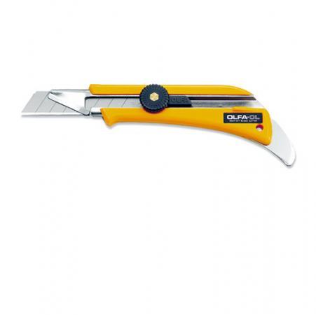 Канцелярский нож OLFA OL-OL пластик нерж.сталь 1.8см коврик непрорезаемый olfa ol cm a1
