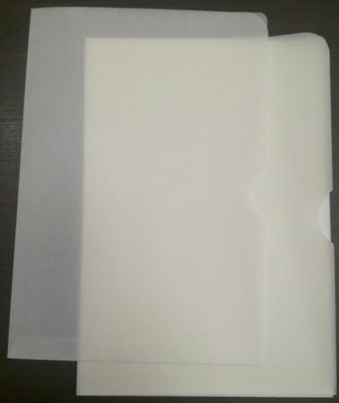 Набор папок-уголков ENDURO, материал: водо- и износостойкая бумага, 10 шт. в прозрачном ПВХ-конверте набор папок teresa collins save тhe date 5 шт