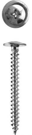 Саморезы ЗУБР 300196-42-019 ПШМ для листового металла, 19 х 4.2 мм, 35 шт саморезы клопы 32х4 2 мм 50 шт усиленные hard fix