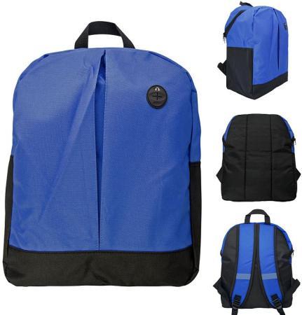 Городской рюкзак ручка для переноски Action! Рюкзак синий AB2006 рюкзак мужской quiksilver everydaypostemb m eqybp03501 bng0 королевский синий