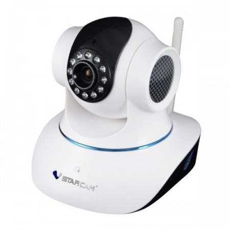 Камера IP VStarcam С7835WIP CMOS 1/4 3.6 мм 1280 x 720 H.264 RJ-45 Wi-Fi Ethernet LAN белый