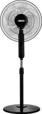 Вентилятор напольный Zanussi ZFF-907 45 Вт черный вентилятор напольный supra fusion fsf 30 черный