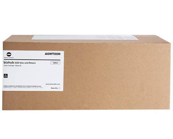 Тонер-картридж Konica-Minolta bizhub 3320 TNP-41 10k возвратный (о)