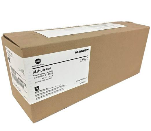 Тонер-картридж Konica-Minolta bizhub 4020 TNP-42 20k (о) картридж konica minolta tnp 48y