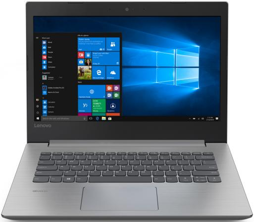 Ноутбук Lenovo IdeaPad 330-14AST 14 1920x1080 AMD E-E2-9000 500 Gb 4Gb AMD Radeon R2 серый Windows 10 Home 81D5000LRU ноутбук asus x540ya dm660t 15 6 1920x1080 amd e e1 6010 1 tb 4gb amd radeon r2 черный windows 10 home 90nb0cn1 m10320