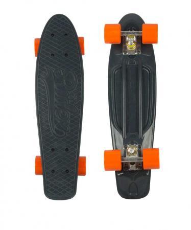 Скейтборд четырёхколёсный RIDEX Vulcan 60x45 мм серый УТ-00009655 tsa456 60x45 см