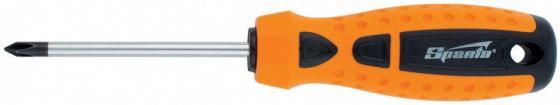 Отвертка SPARTA 11778 Ph2х10 2-х компонентная рукоятка цены онлайн