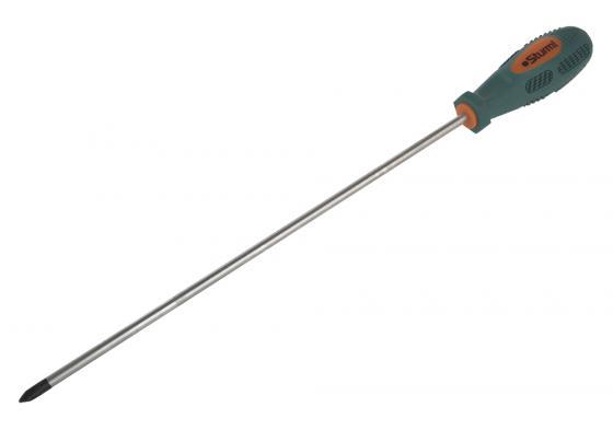 Отвертка STURM! 1040-01-PH1-250 крестовая МАГНИТН. НАКОНЕЧН. эргономич ручка PH1х250мм отвертка крестовая matrix 5 0х75мм ph1 1000вт