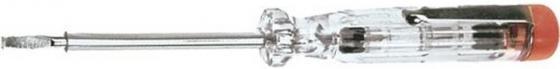 Отвертка индикаторная TOPEX 39D055 индикатор напряжения 220-250В 140мм