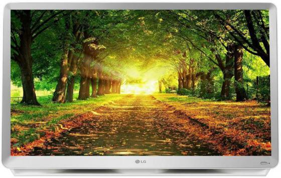 Телевизор 27 LG 27TK600V-WZ серый 1920x1080 50 Гц USB телевизор 32 lg 32lj500v черный 1920x1080 50 гц usb