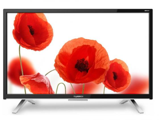 Телевизор LED Telefunken 43 TF-LED43S81T2S черный/FULL HD/50Hz/DVB-T/DVB-T2/DVB-C/USB/WiFi/Smart TV (RUS)