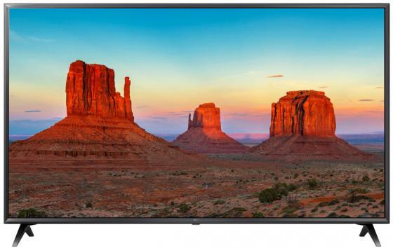 Телевизор 65 LG 65UK6300PLB черный коричневый 3840x2160 50 Гц Wi-Fi Smart TV USB RJ-45 Bluetooth телевизор 43 lg 43uk6300 4k uhd 3840x2160 smart tv usb hdmi bluetooth wi fi черный