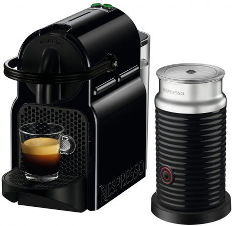 Кофемашина Delonghi Nespresso UMilk EN80.BAE 1260Вт черный кофемашина delonghi nespresso de longhi essenza mini en 85 bae 1260 вт черный