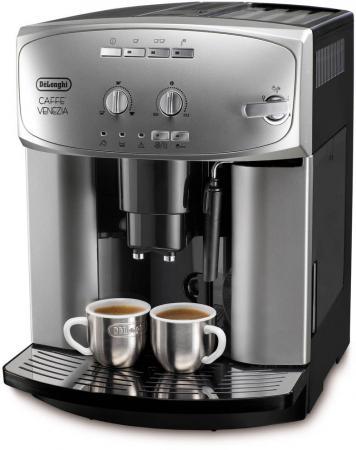 Кофемашина Delonghi Magnifica ESAM2200 1450Вт серебристый