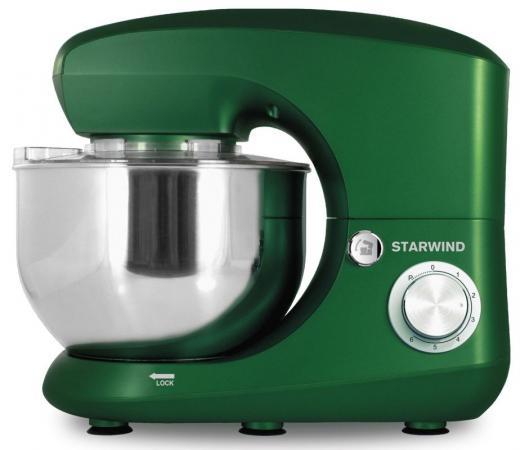 Миксер стационарный Starwind SPM5185 1000Вт зеленый starwind shm6251