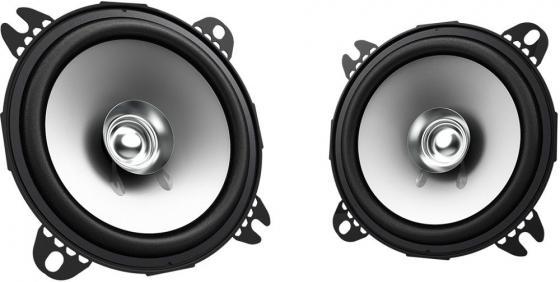 Колонки автомобильные Kenwood KFC-S1056 220Вт 88дБ 4Ом 10см (4дюйм) (ком.:2кол.) широкополосные однополосные колонки автомобильные kenwood kfc s1676ex