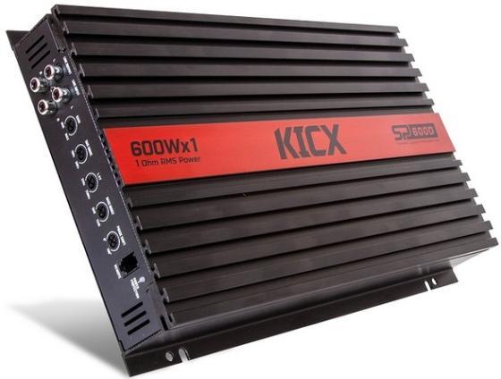 Усилитель автомобильный Kicx SP 600D одноканальный цена