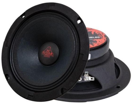 все цены на Колонки автомобильные Kicx Gorilla Bass GBL65 200Вт 90дБ 4Ом 16см (6.5дюйм) (ком.:2кол.) широкополосные однополосные онлайн