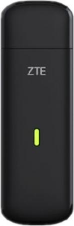 Модем 2G/3G/4G ZTE MF833T USB Firewall +Router внешний черный модем 2g 3g 4g zte mf833r usb firewall router внешний черный